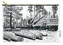 Barnhart Log Loader Carry-all Pouch