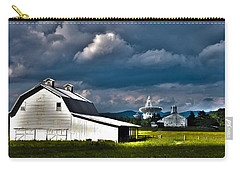 Barns And Radio Telescopes Carry-all Pouch