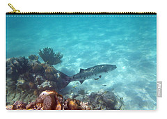 Carry-all Pouch featuring the photograph Barracuda by Eti Reid