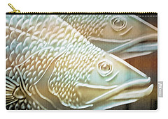 Barramundi Carry-all Pouch by Holly Kempe