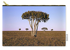 Barren Tree Carry-all Pouch