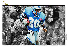 Barry Sanders Breaking Out Carry-all Pouch