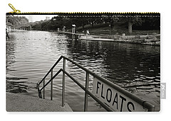 Barton Springs Pool In Austin Carry-all Pouch
