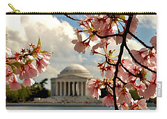 Basin Blossoms Carry-all Pouch