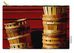 Baskets Stacked Carry-all Pouch