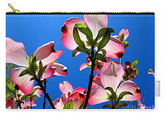 Basking In The Glow Carry-all Pouch by Patti Whitten