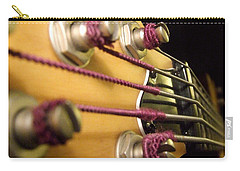 Carry-all Pouch featuring the photograph Bass II by Andrea Anderegg