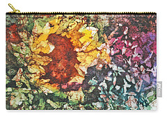 Sunflower Surprise Carry-all Pouch