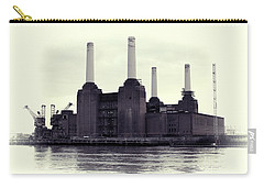 Battersea Power Station Vintage Carry-all Pouch