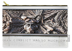 Battle Of Britain Monument London Carry-all Pouch