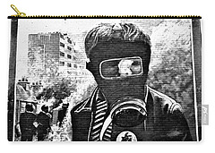 Battle Of The Bogside Mural Carry-all Pouch