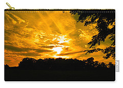 Battle Of The Clouds Carry-all Pouch