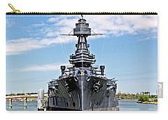 Battleship Texas Carry-all Pouch