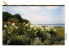 Bay View Bristol Rhode Island Carry-all Pouch by Tom Prendergast