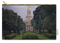 Baylor University Icon Carry-all Pouch by Joan Carroll
