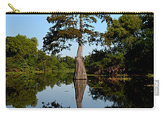 Bayou Reflections Carry-all Pouch