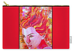 Be Bold Be You Carry-all Pouch