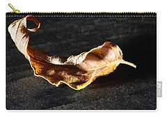 Be Still With Yourself Carry-all Pouch by Lauren Radke