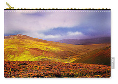 Be There The Light. Wicklow Hills Carry-all Pouch