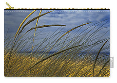 Beach Grass On A Sand Dune At Glen Arbor Michigan Carry-all Pouch