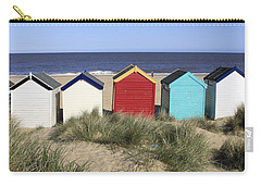 Southwold Beach Huts Uk Carry-all Pouch