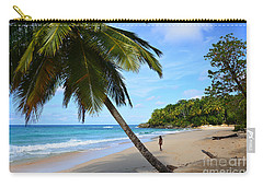 Beach In Dominican Republic Carry-all Pouch