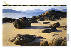 Beach Of Gold Carry-all Pouch