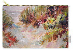 Beach Path Through The Dunes Carry-all Pouch