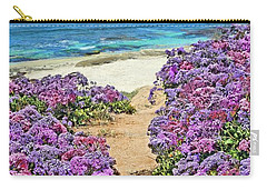 Beach Pathway Carry-all Pouch