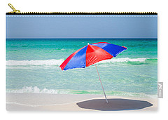 Beach Umbrella Carry-all Pouch by Shelby  Young