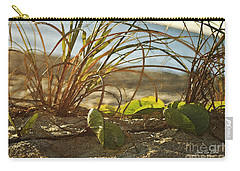 Beach Vine Carry-all Pouch