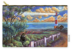 Beacons In The Moonlight Carry-all Pouch by Retta Stephenson