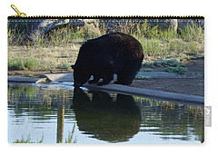 Bear 4 Carry-all Pouch