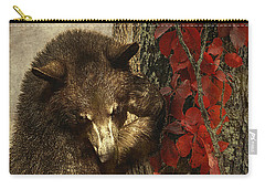 Bear Coming Down Carry-all Pouch