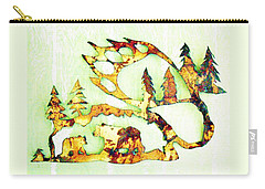 Bear Track 8 Carry-all Pouch