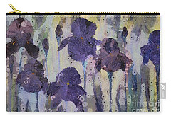 Bearded Irises Carry-all Pouch