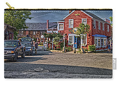 Bearskin Neck Carry-all Pouch by Mark Myhaver