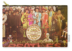 Beatles Lonely Hearts Club Band Carry-all Pouch