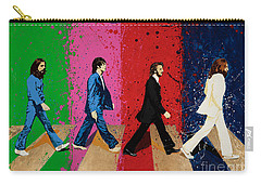 Beatles Crossing Carry-all Pouch