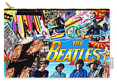 Beatles For Summer Carry-all Pouch
