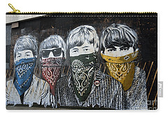 Beatles Street Mural Carry-all Pouch