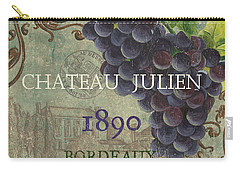 Beaujolais Nouveau 2 Carry-all Pouch