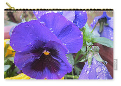Beauties In The Rain Carry-all Pouch