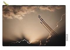 Carry-all Pouch featuring the photograph Beautiful 5 by Paul Job