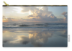 Beautiful Beach Sunrise Carry-all Pouch