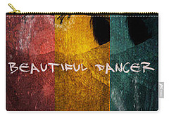 Carry-all Pouch featuring the digital art Beautiful Dancer by Absinthe Art By Michelle LeAnn Scott