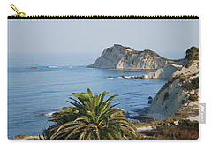 Carry-all Pouch featuring the photograph Beautiful Erikousa 1 by George Katechis