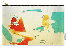 Carry-all Pouch featuring the photograph Fixed Wing Aircraft Poster by R Muirhead Art