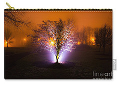 Beautiful Foggy Night 2 Carry-all Pouch