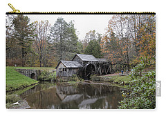 Beautiful Historical Mabry Mill Carry-all Pouch